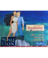 Sky Box Disney's Pocahontas 36 packs New sealed - $35.75