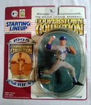 Don Drysdale Figurine Card 1995 Starting Lineup Cooperstown Collection K... - $11.76