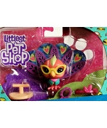 Littlest Pet Shop Ella Parroti S3 Special Edition Pets LPS #3-60 - $8.49