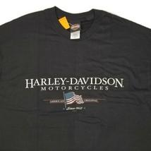 Harley-Davidson Plain City Ohio Black Short Sleeve T-Shirt Men's X-Large... - $28.88