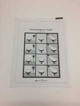 Three Settings for Solo Timpani by Murray Houllif Percussion Solo Sheet ... - $12.82