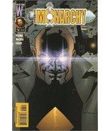 The Monarchy #6 October 2001 [Comic] [Jan 01, 2... - $1.95