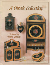 A Classic Collection Decorative Painting Book Tole Kathy Griffiths Vintage - $7.99