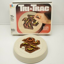 Tri Trac -Build a Track with Triangles In This Exciting Two Player Game COMPLETE - $14.85