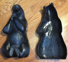 Disney Pixar Brave Transforming Queen Elinor Bear Merida Plastic Doll Ca... - $26.99