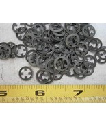 5115-15 Retaining Ring External Push-On for .152OD Steel LOT of - 50#459... - $23.85