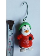 Hallmark Ornament - 1990 - Polar College, pre-owned Christmas Xmas tree ... - $10.36