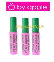 3 pcs SET APPLE PINK & GREEN SUPER LASH MASCARA Black Mammey - $8.68