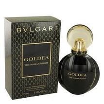 Bvlgari Goldea The Roman Night Perfume By Bvlgari 2.5 oz Eau De Parfum S... - $80.43