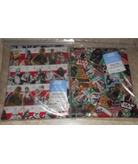USA DISNEY STAR WARS Christmas Wrapping Paper 2 VARIATIONS KIDS 20 SQ FT... - $5.50+