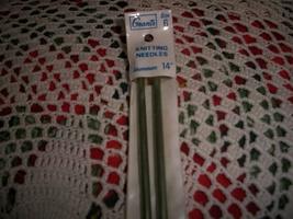 "14"" Grants Knitting Needles Size 6 - $5.00"