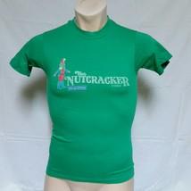 VTG 1983 The Nutcracker T Shirt 80s Tee Chicago Tribune 50/50 Thin Touri... - $33.99