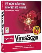 VirusScan Home Edition 7.0 - $36.99