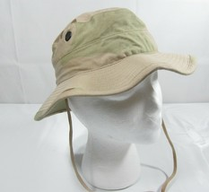 US Military Army New Desert Type II Boonie Cap Cover Size 6 3/8 M & B He... - $9.79