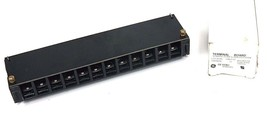 Nib Ge EB25B12C Terminal Board Marking Strip & Hinged Cover 0183B4583P3 - $25.99