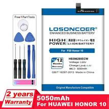 Losoncoer 5050mAh HB396285ECW Battery For Huawei P20 For Honor 10 COL-AL00 COL-A - $19.67