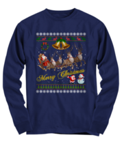 merry christmas Long Sleeve Tee gift for your love, best gift for family, gift  - $37.50
