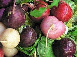 75 Seeds of Radish Easter Egg Mix - $5.93