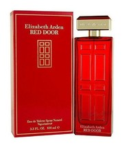 Red Door by Elizabeth Arden 3.3 / 3.4 oz EDT Perfume for Women New In Box - $32.54