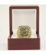 Gold Fantasy Football Champion Ring / FFL Championship Winner 11 ring box - $24.75