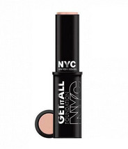 NYC New York Color Get It All Foundation Stick in 002 Ivory (Full Size, ... - $9.89