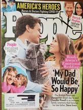 Bindi Irwin Wedding to Chandler Powell People magazine Apr 13 2020 - $4.95
