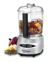 Mini Food Processor 4 Cup Capacity Recipes Included with Touch Pad Contr... - $67.19