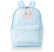 Cinnamoroll Backpack Stripe Polyester Cute Blue Sanrio Brand New from Japan - $81.69