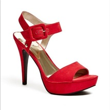 BEAUTIFUL GUESS KADE PLATFORM HEELS! NEW IN BOX!  PERFECT FOR VALENTINE'... - $35.00
