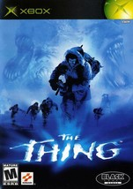 The Thing Xbox OG  Complete CIB - $21.33