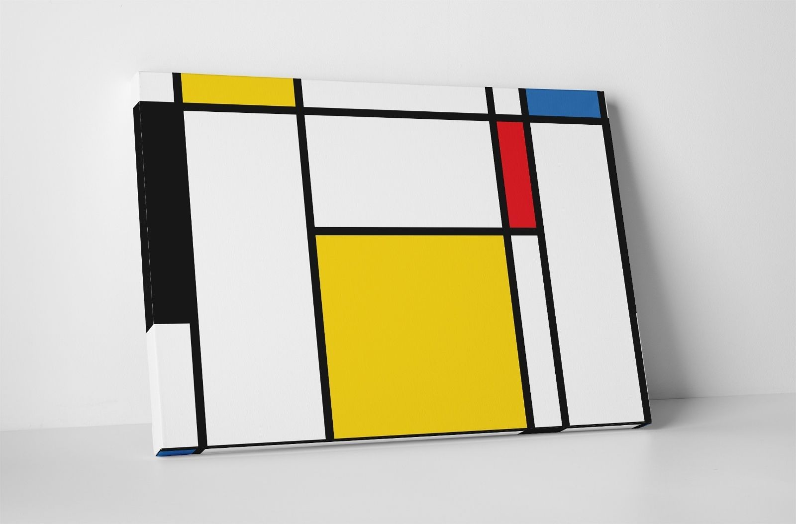 """Colorful Squares I Abstract Art Gallery Wrapped Canvas 20""""x30"""" - $52.42"""