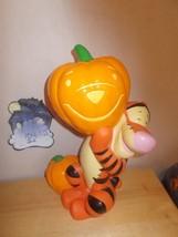 Disney Tigger Halloween Hard Plastic Blow MOld - £11.26 GBP