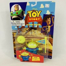 1995 Disney/Pixar TOY STORY Alien Action Figure Thinkway Toys Excellent! - $14.80