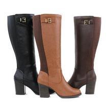 mart-knee high boots - $25.00
