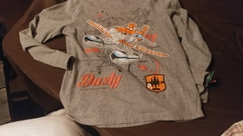 boys disney  jumping beans grey long sleeve shirt size 7 vmh396 - $9.85