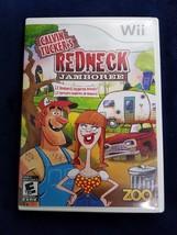 Calvin Tucker's Redneck: Jamboree (Nintendo Wii, 2008) - $14.85