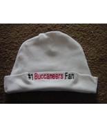 Tampa Bay Buccaneers Football  Baby Newborn Hospital Hat Cap - $19.99