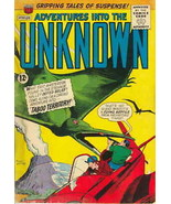 Adventures into the Unknown #150 VG; ACG | low grade comic - save on shi... - $9.25