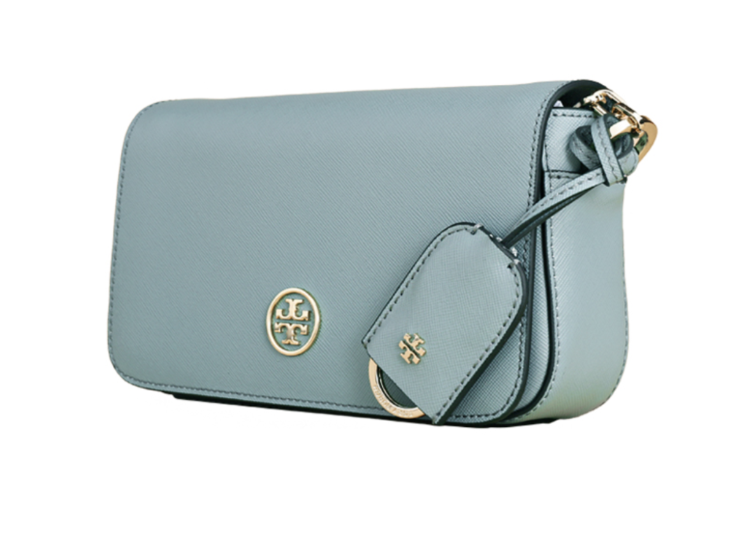 TORY BURCH Robinson Chain Mini Bag 11149679 with Free Gift & Tracking Number image 5