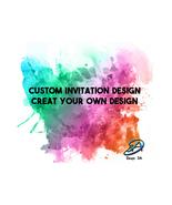 Custom invitation thumbtall