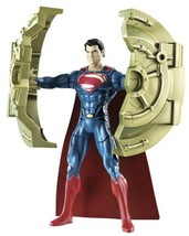 Superman Man of Steel 2013 Power Attack Deluxe BANK BREAKER Action Figur... - $11.38