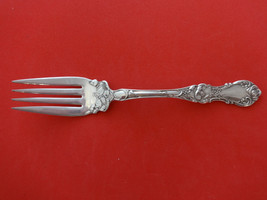 """Floral by Wallace Plate Silverplate Salad Fork 6"""" - $28.22"""