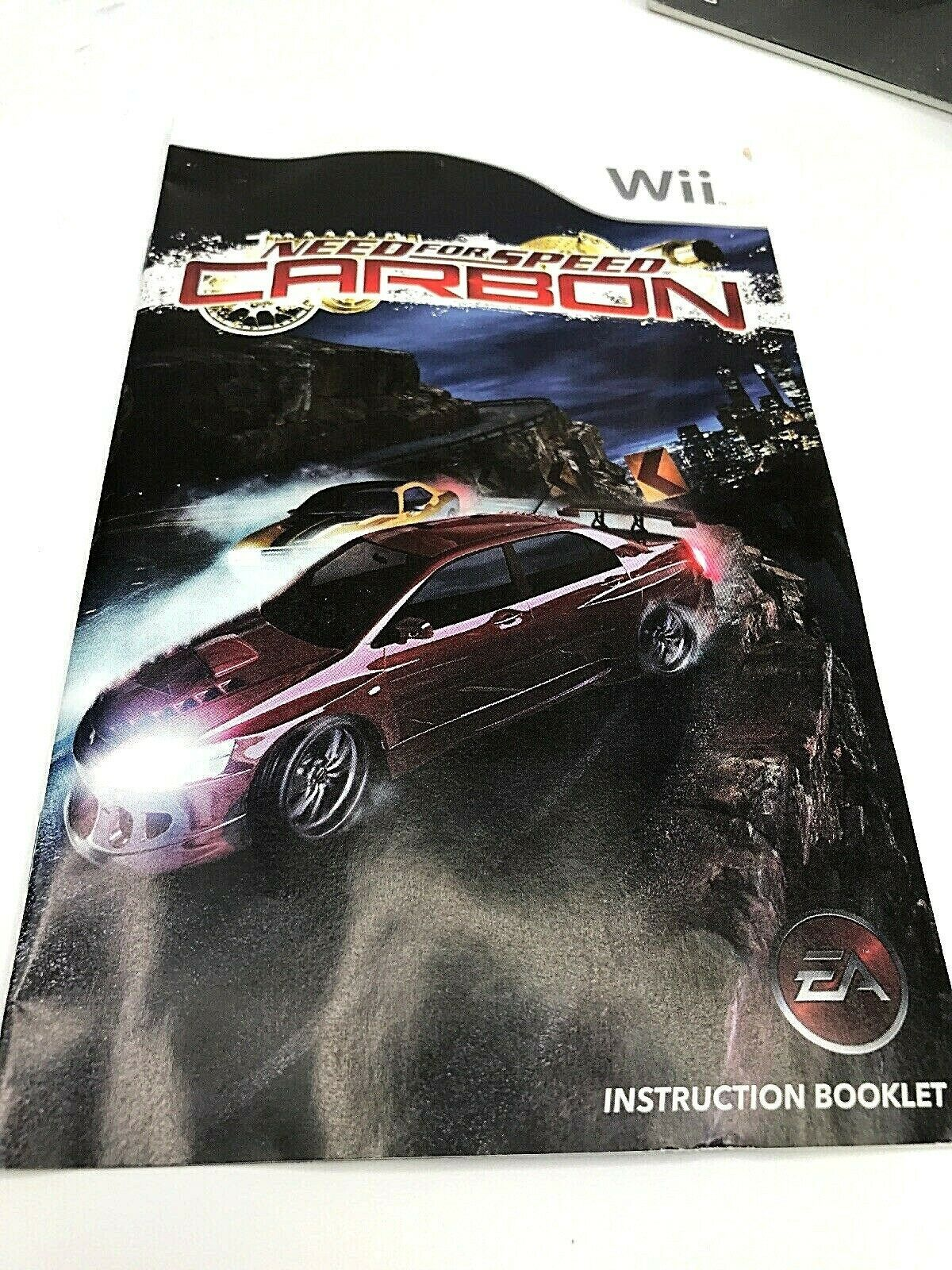 Need for Speed: Carbon (Nintendo Wii, 2006) + Free Shipping! image 2