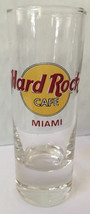 Hard Rock Cafe MIAMi Collectible Slender Shot Glass - $14.99