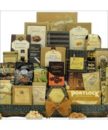 The Holiday VIP: Gourmet Holiday Christmas Gift Basket, Great Arrivals V... - $199.99