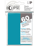 Ultra PRO Matte ECLIPSE Sky Blue Small Size Deck Protector Sleeves 60ct ... - $9.50
