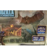 Jakks Godzilla King of the Monsters & ET Rodan Kings Collide Battle Pack... - $19.75