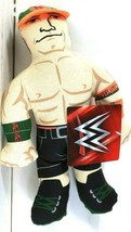 1 Count Petmate WWE John Cena Plush With Squeaker Inside Toy For Dogs - £11.43 GBP