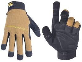 CLC 124L Workright Flex Grip Work Gloves, Shrink Resistant, Improved Dex... - $14.50