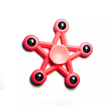 Five Star Fidget Spinner EDC Toy Relieves Stress - 1x w/Random Color and Design image 8